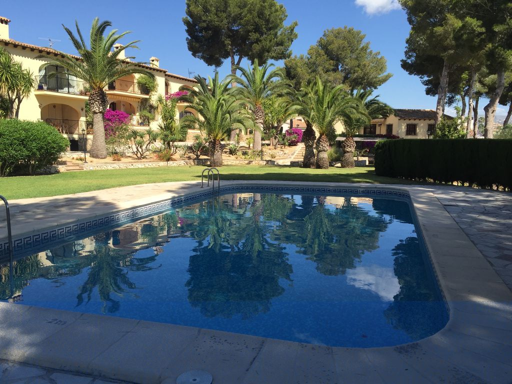 Moraira valence locations vacances appart 39 h tel j1 vue for Appart hotel valence
