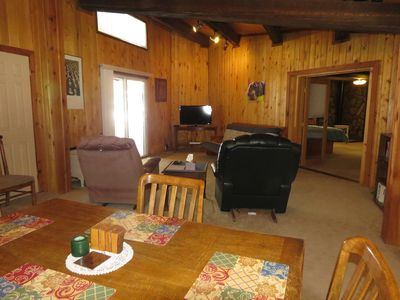 Photo for Pet-friendly duplex on 10 acres near Pagosa Springs.