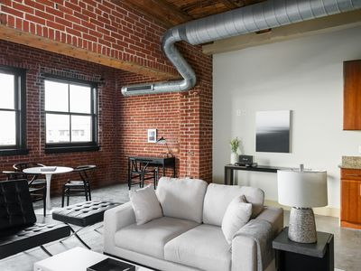 Photo for 1BR Apartment Vacation Rental in St. Louis, Missouri