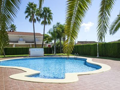Photo for 3 bedroom Villa, sleeps 6 in Setla with Pool, Air Con and WiFi