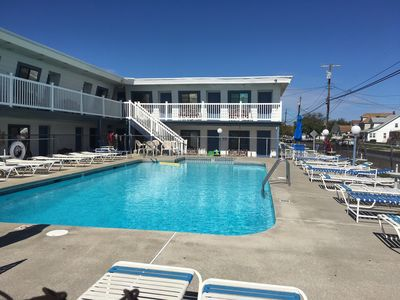 Photo for Surf 1600  N.Wildwood/ SEASONAL Rental- 2 Blocks to BEACH Unit E