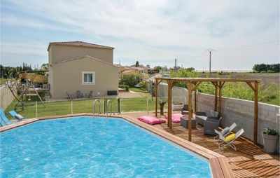 Photo for 4 bedroom accommodation in Jonquiéres-St-Vincent