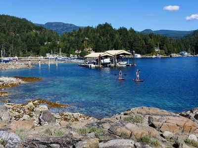 Photo for 3BR House Vacation Rental in Garden Bay, BC