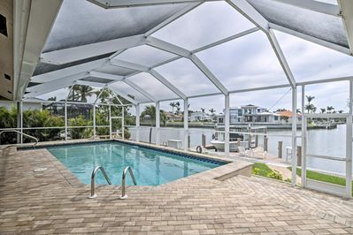 You'll love the expansive water views throughout the house.