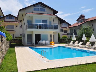 Photo for Emerald Villa in Ovacık. Private Swimming  Pool