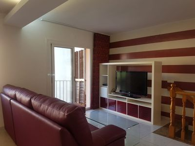 Photo for Apartment for rent 4 rooms 6-8 people at 400m PLAYA GRAN PALAMOS. DUPLEX