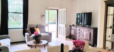 Photo for AMAZING 3BD with Private Garden -Rehavia (20min Old City)