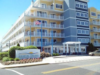 Photo for Coastal Colors BEACH BLOCK Condo.  Steps to Beach!! Booking 2020 Season Now!