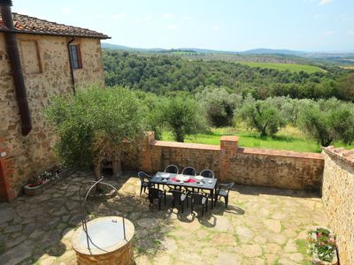 Photo for Apartment Le Volte  in Monte San Savino, Tuscany Chianti - 8 persons, 4 bedrooms