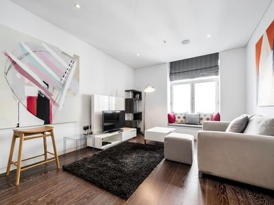 Photo for Artistic one bedroom apartment near Covent Garden