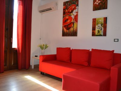 Photo for Two-room apartment in the heart of the historic center