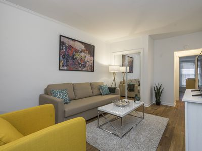 Photo for GORGEOUS Apartment with Deck - Close to Merriam, Kimmel, Academy of Music