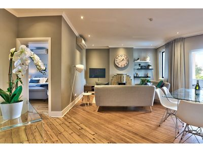 Photo for A Trendy Green Point Apartment walking distance from the V&A Waterfront