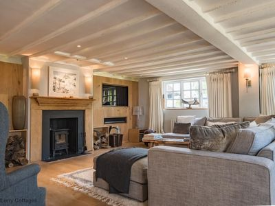 Photo for Woodhouse -  a house that sleeps 9 guests in 4 bedrooms