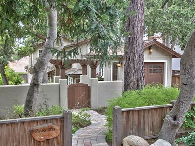 Photo for Charming Carmel Cottage - Easy Walk to Beach and Town