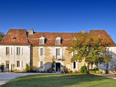 Photo for 7 bedroom Chateau, sleeps 14 with Pool and FREE WiFi