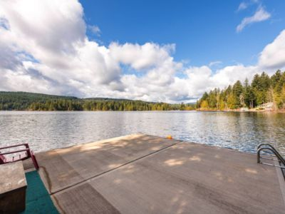 Photo for Shawnigan Lake Waterfront Getaway