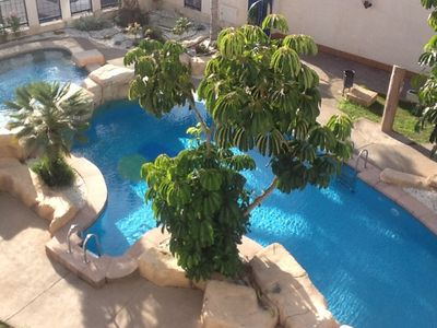 Photo for Lovely Apartment In The Heart Of Cabo Roig