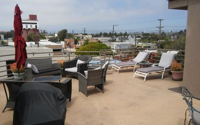 Photo for 5 star - luxurious! 1833sf 2bd 2ba &stunning 500sf oceandeck & 50 yards to Beach