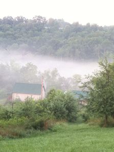 Oh you will love the morning mist!