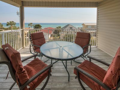 Photo for HMS SUNRISE & SUNSET Southside of 30A with Private Dedicated Beach Access