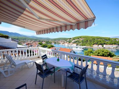 Photo for Apartments Jakov (30531-A2) - Jelsa - island Hvar