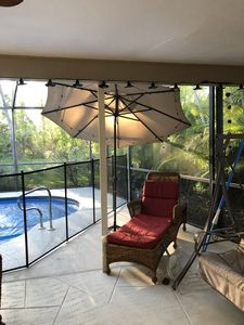 Photo for Beautiful 3  bedroom 2 bath pool home Pool Home 2100 sq ft
