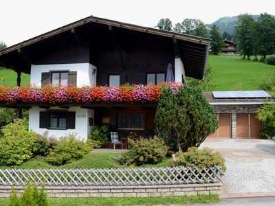 Photo for Beautiful Apartment near Ski Area in Westendorf