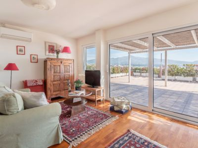 Photo for Quiet Loft with Panoramic View on Athens
