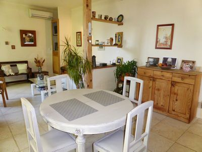 Photo for 1BR Apartment Vacation Rental in Le Thor
