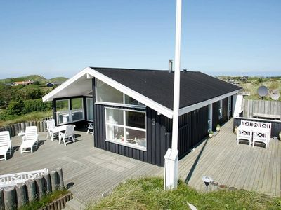 Photo for Welcoming Holiday Home in Blokhus Denmark with Terrace