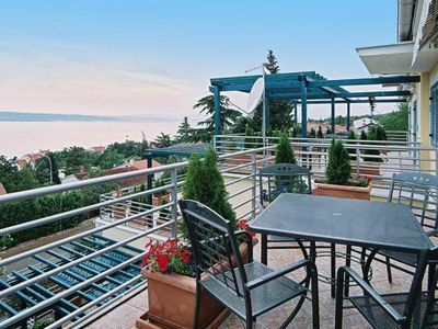 Photo for Apartments Villa Anna, Selce  in Kvarner Bucht - 2 persons