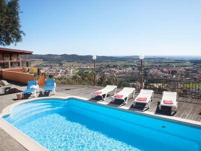 Photo for Vacation home Mas Ambros in Calonge - 6 persons, 3 bedrooms