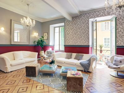 Photo for SPLENDID, 6 BEDROOMS, 12 PERS, BRAND NEW, PORT, CLIM, WIFI