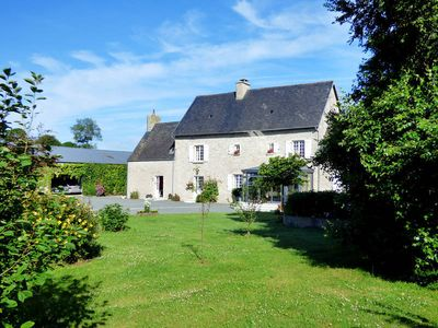 Photo for Vacation home Les Chardonnerets  in Biniville, Normandy / Normandie - 7 persons, 3 bedrooms