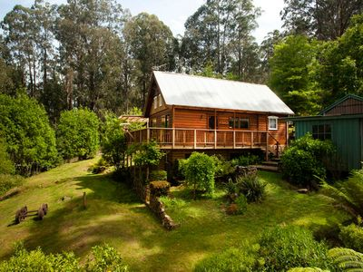 Photo for Rustic Luxury in the Australian Rainforest
