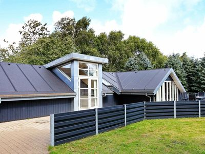 Photo for Spacious Holiday Home in Oksbøl with Private Whirlpool