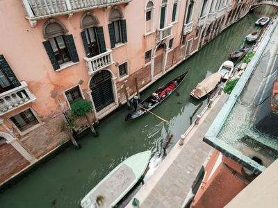 Photo for Best Rialto Palace apartment - Apartment for 11 people in Venecia