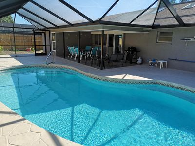 Photo for *NEW* 4BR Remodeled Heated Pool Home, Bradenton, 6mil. to Anna Maria Beaches