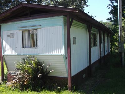 Photo for 1BR Mobile Home Vacation Rental in Rockport, Washington