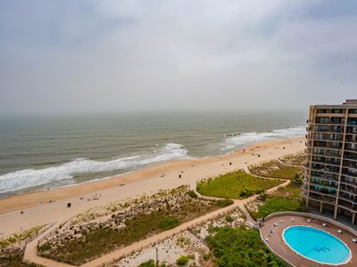 Photo for Oceanfront HPN Condo with Pool