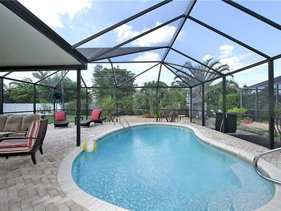 Photo for Lazy Oasis, private heated pool, 3 bedroom, 2 bath
