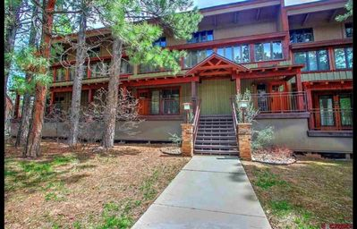 Photo for Beautifully Decorated Condo in Durango with Amazing Views at Tamarron Lodge.