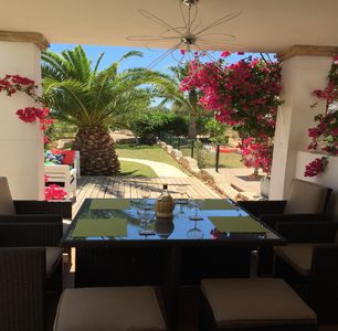 Photo for Villa with Private Garden & Roof Terraces with Swimming pool in Cala D'or