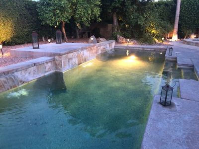 Photo for A Classy Clean Casita with Pool & Heated Spa