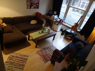 Photo for Cozy apartment near Vondelpark