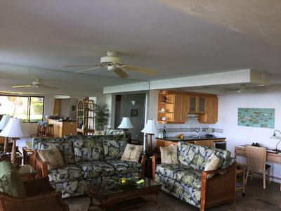 Photo for AMAZING OCEANFRONT, GROUND FLOOR CORNER, DOUBLE UNIT - A101