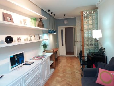 Photo for Apartment near Plaza Mayor, free wifi, air condition.