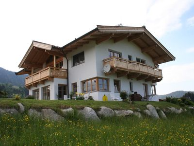 Photo for Cozy Mountain View Apartment in Tyrol