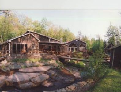 Photo for Streamside -  Hunter Mtn Ski Windham Luxury Home